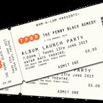 Album Launch Party – Water Rats 13th June
