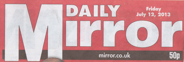 Daily MIRROR – Album Mention