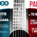 Paris Acoustic Shows