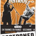French Tour Postponed