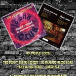 TPBR featured on The 12 Bar Legacy Collection Limited Edition 7″ Single (on Purple Vinyl)