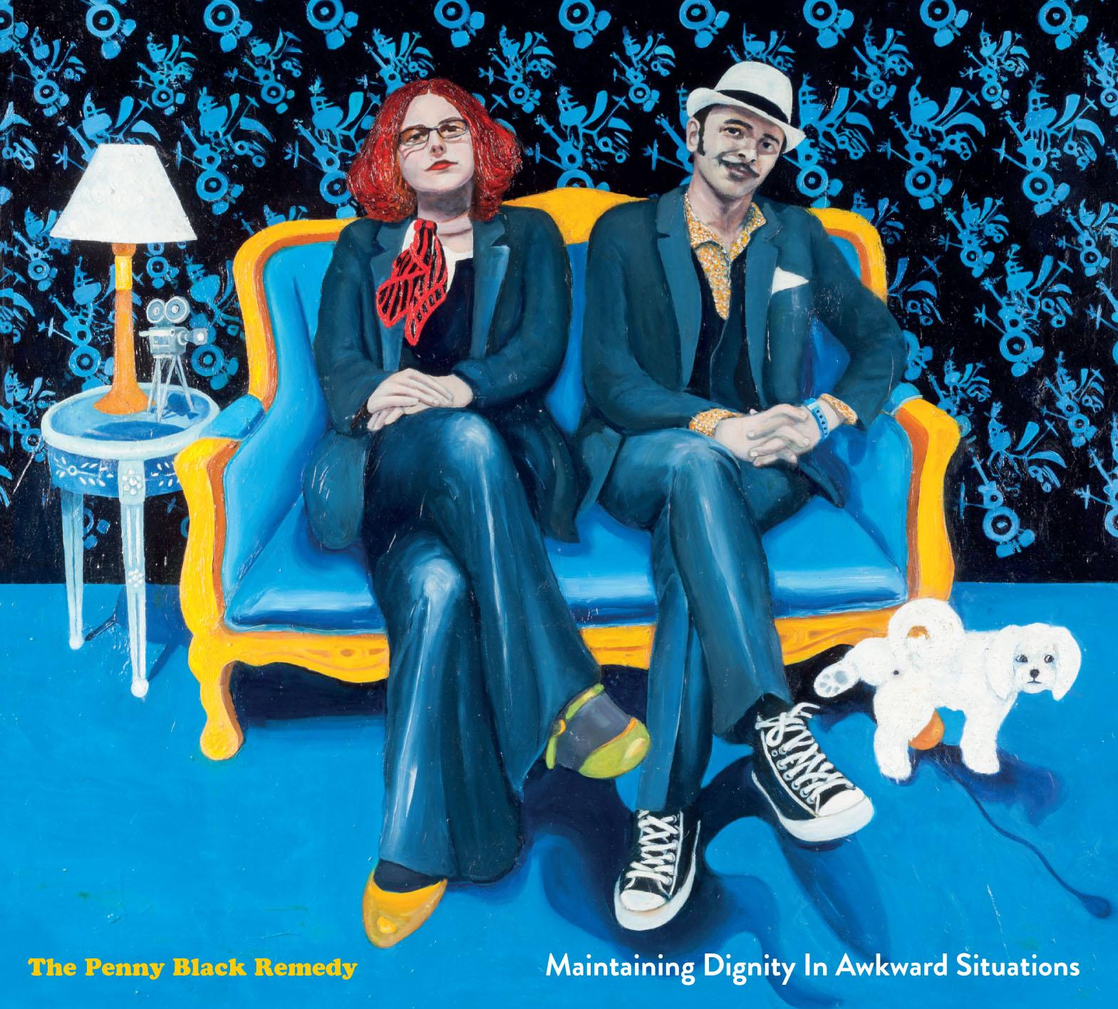 NEW TPBR ALBUM ARTWORK & TITLE REVEALED